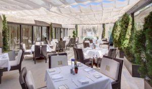 Luxe Hotel Restaurant