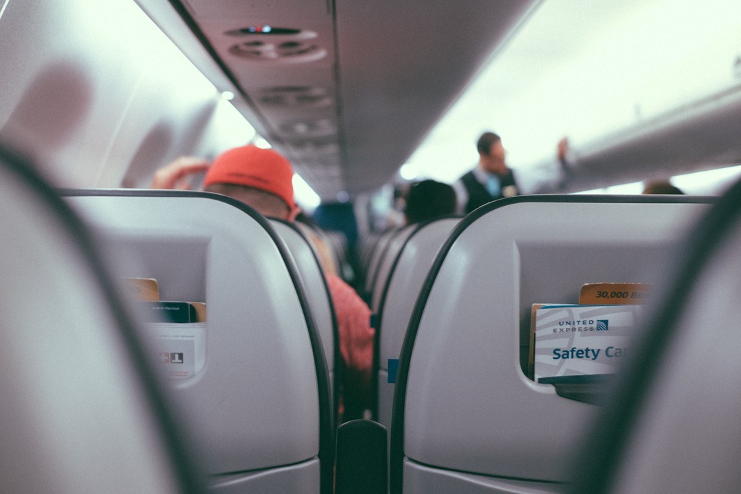 United Airlines CRJ