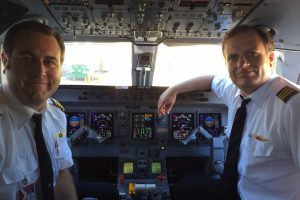 How One United Airlines Pilot Launched an Entirely New Career