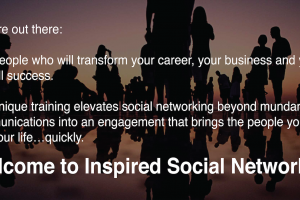 inspired social networking