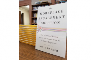 workplace engagement solution book